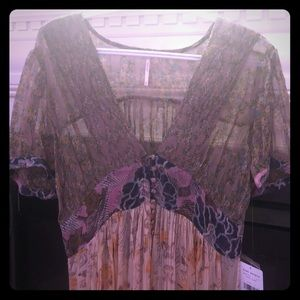 Free People long top, GORGEOUS!!